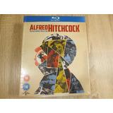 Blu-ray Colección Hitchcock 14 Discos, Original-sellada