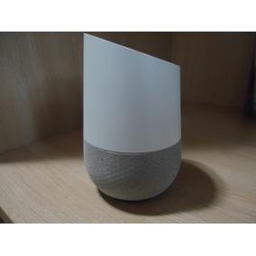 Google Home Voice Alto Falante Inteligente - Mostruário - Pm