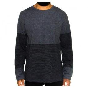 Camiseta Manga Longa Hurley - Calçados 69ece3e263389