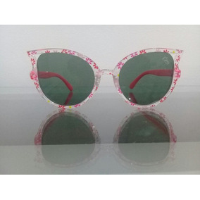 Oculos Gucci Rosa Transparente C - Óculos no Mercado Livre Brasil d6235236ab