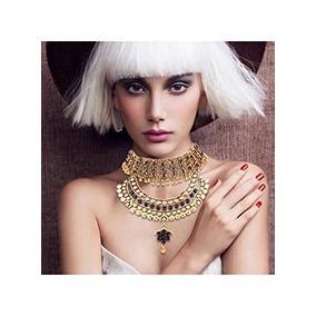 Catálogo Collares Maxi De Mayoreo Moda Bisutería Para Dama