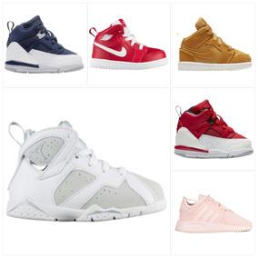on sale 355ba a7c6c Zapatilla Niños Nike Huarache Jordan 20al27 100% Originales