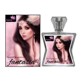 Perfume Fantasia 100ml, Inspirado No Perfume Fantasy