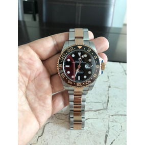 Reloj Rolex Gtm Master 2 Root Beer Automatico Rsbr