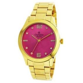 d69fda7ee82 Relogio Feminino Dourado Champion Bahia - Relógios De Pulso no ...
