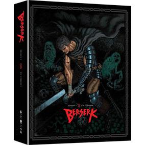 Blu-ray Berserk Season 1 [import] Novo Lacrado