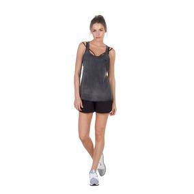 Camiseta Regata Long Line Feminina - Calçados fbf4fcd4754