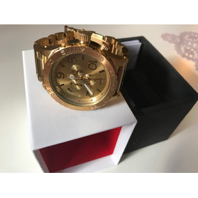 bf25e0d0e62 Relogio Prata - Relógio Nixon no Mercado Livre Brasil
