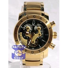 31aa9ed738b Relogio Sotirio Bvlgari Or 750 18k - Joias e Relógios no Mercado ...