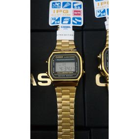 879b4abd900 Casio Gold Black Unissex - Relógio Casio no Mercado Livre Brasil