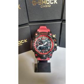 6f11907f5a7 G Shock Vinho De Luxo Masculino - Relógios De Pulso no Mercado Livre ...
