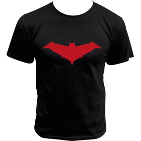 Playera De Red Hood Justice League Batman Dc Comics