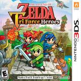 Oni Games - Zelda Triforce Heroes 3ds
