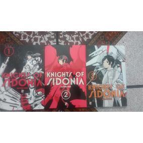 Knights Of Sidonia - Volumes 1 A 3 - Tsutomu Nihei - Jbc