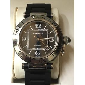 Reloj Cartier Pasha Seatimer 40 Mm Automatico 100% Original