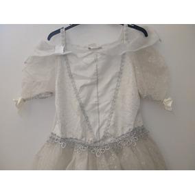 Disfraz Sirenita, Princesa Ariel Talla10-12 Años Mod 22