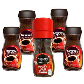 4pack Nescafé 225g+frasco Edición Especial Asistente Virtual