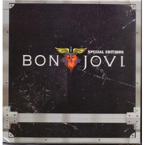Box Jon Bon Jovi Edição Especial 11 Cd + 1 Dvd