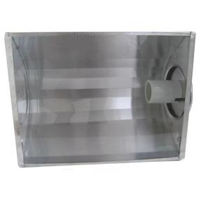Refletor/projetor 400w E-40 Aluminio-jcm