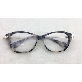 Armação P  Óculos De Grau Com Molas Acetato 2 Clip On S - Óculos no ... 9e16924ae6