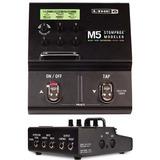 Pedal Line 6 M5 Para Guitarra, Modelador De Efectos