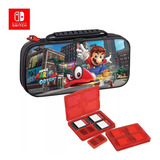 Estuche Nintendo Switch Super Mario Odyssey