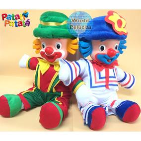 Bonecos Patati E Patatá + Brinde Surpresa