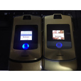 Celular Motorola Motorola Razr V3i Dolce&gabbana Edition New