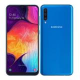 Samsung Galaxy A50 128gb / 64gb + 64 Micro Sd Triple Camara
