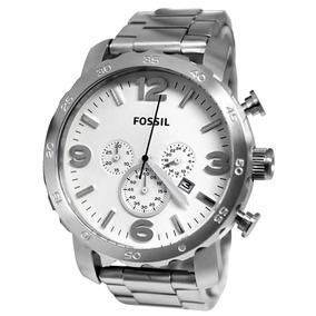 e1d9879896cf3 Relogio Fossil Masculino Nate - Relógios no Mercado Livre Brasil