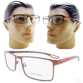 f7582f1052d63 Armacao De Oculo De Grau Masculino Moderno - Óculos no Mercado Livre ...