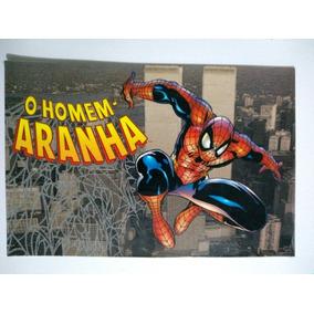 Cartão Foto Do Homem Aranha Original Edição N° 200