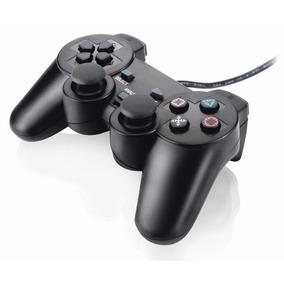 Controle Dual Shock Usb Para Pc Hoopson Vg-019