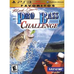 Ps3 Pro Bass Pescaria Challenge Psn Midia Digital Original