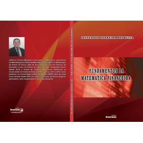 Livro Fundamentos Da Matemática Financeira