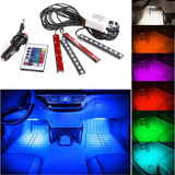 Luces Led Para El Interior Del Auto