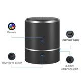 Camara Espia Bocina Bluetooth Wifi Recargable Hd 1080p