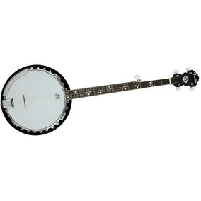 Banjo Americano Fender Fb-54 - Brinde Corda D´addario