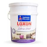 Latex Sherwin Williams Loxon Interior Mate X 20 Lts - Alfa