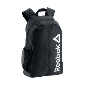 Mochila Casual Backpack Reebok Color Negro Textil If303 7c7f450b76290