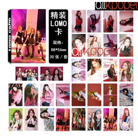 30 Photocards Blackpink Twice Ikon Seventeen Exo Bts Kpop