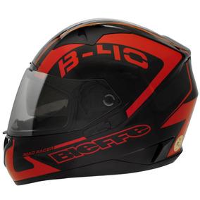 Capacete Masculino Bieffe B-40 Road Racer