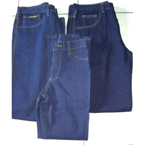 Pantalon Jeans Triple Costura Industriales