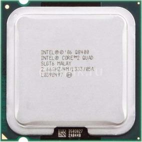 Processador Desktop Intel Core2quad Q8400 2.66ghz/4mb