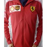 Chamarra F1 Ferrari Mobil1 Pirelli Scuderia Shell Envio Grat