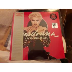 Lp Madonna You Can Dance - Lacrado Vermelho
