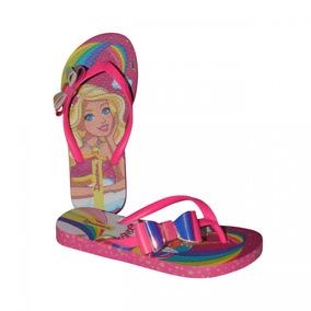 Chinelo Ipanema Barbie Fan 26213 Infantil