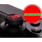 50 Gomas Grips Protector Joystick Xbox One Ps4 Calavera