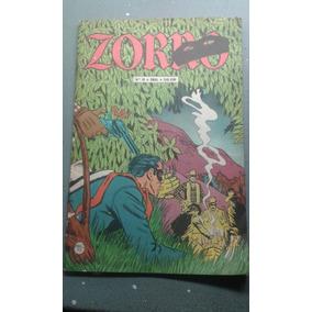 Zorro Nº 33 Ebal Feverreiro 1979