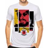 Camiseta Raul Seixas Bandas De Rock Foto Estilizada Camisas
